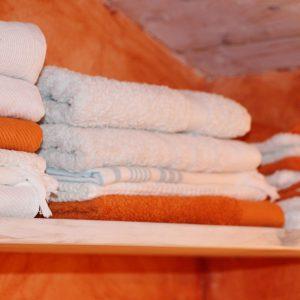 Serviettes de toilette