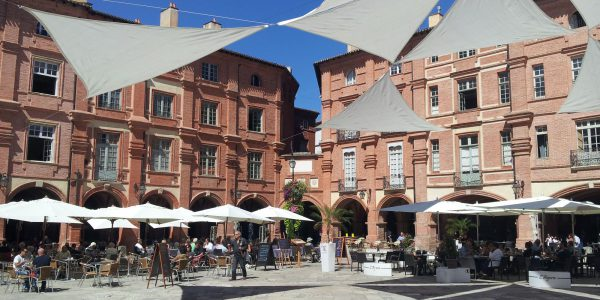 Place Nationale de Montauban