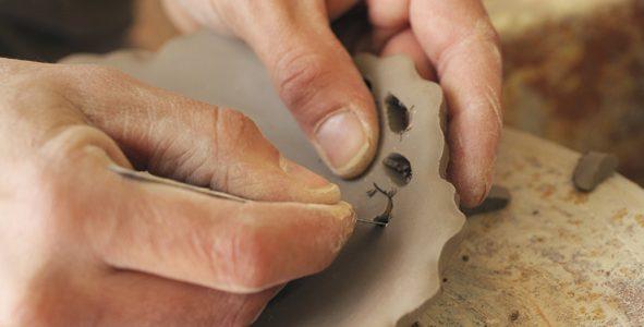 Ateliers de faïences à Martres-Tolosane