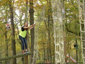 Jouer ou faire un parcours dans la forêt de Rieumes