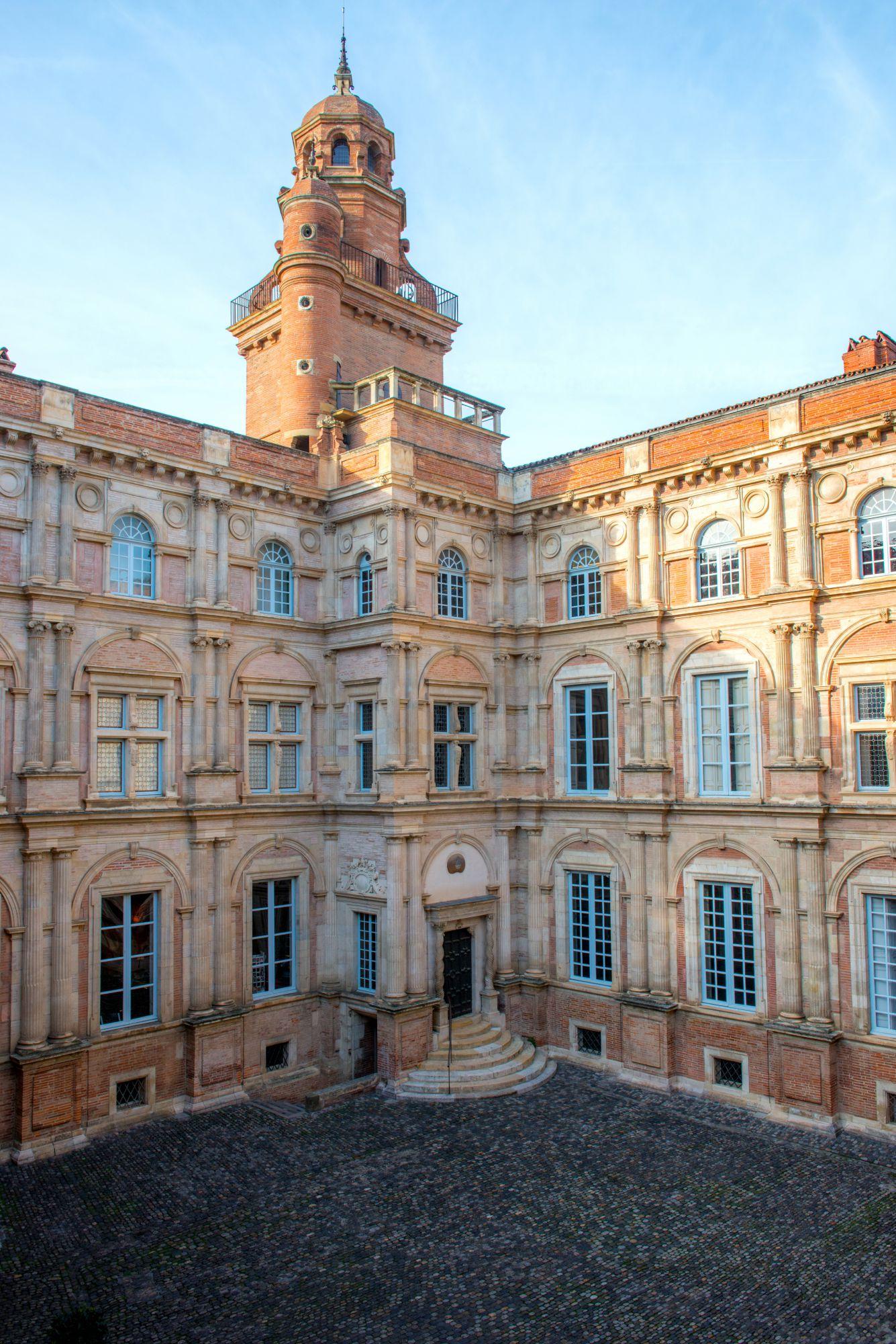 Fondation Bemberg dans l'Hôtel d'Assézat