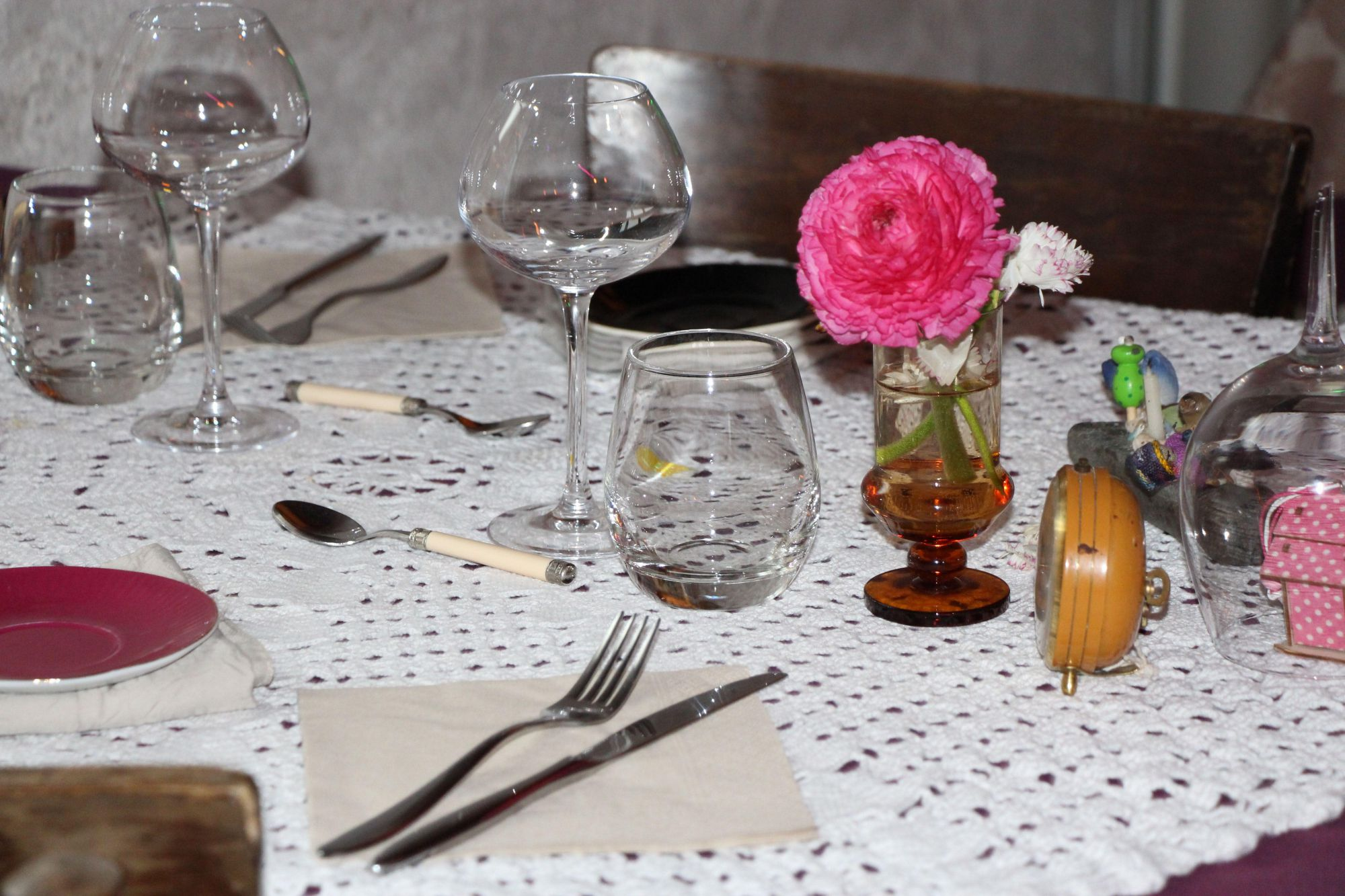 Table au Grain de Sel