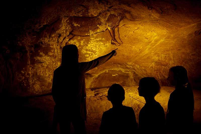 Magie de la Grotte de Niaux