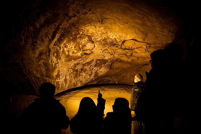 Découverte à la Grotte de Niaux