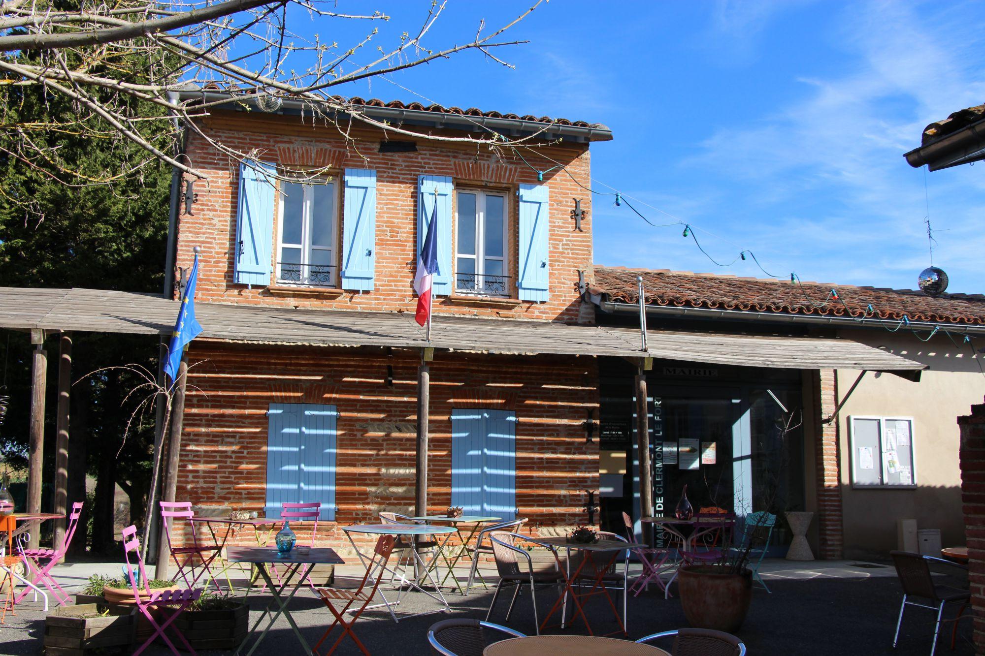 Mairie de Clermont-le-Fort