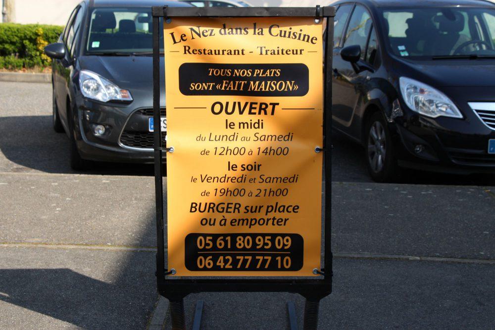 Restaurant Le Nez dans la Cuisine