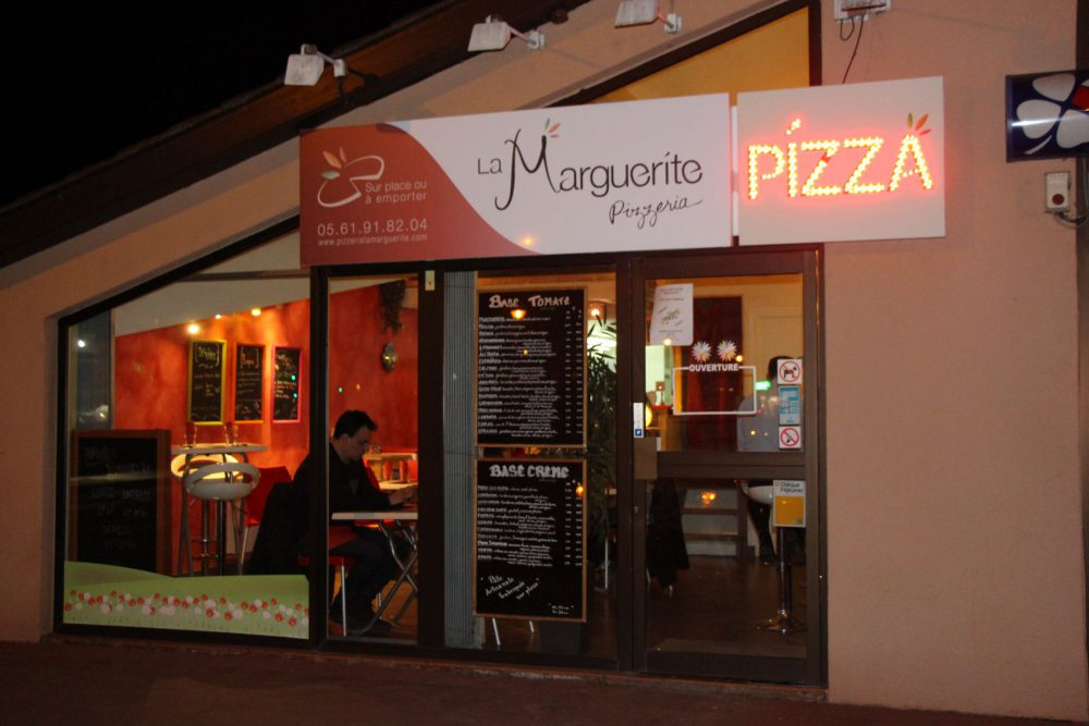 Pizzeria La Marguerite