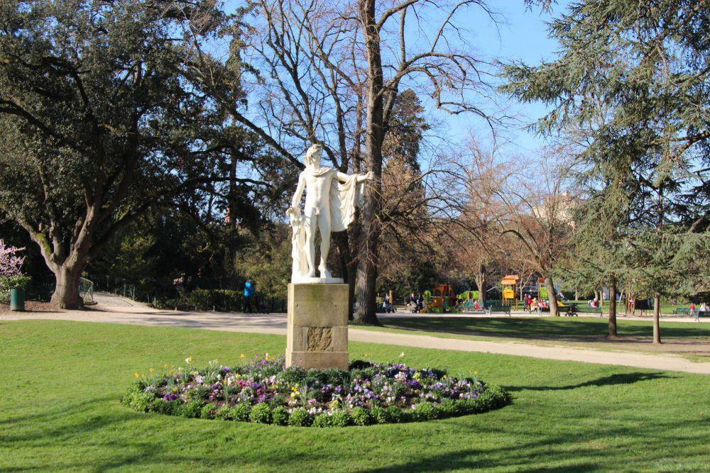 Flâner dans les grands parcs de Toulouse - Les Couleurs du ...