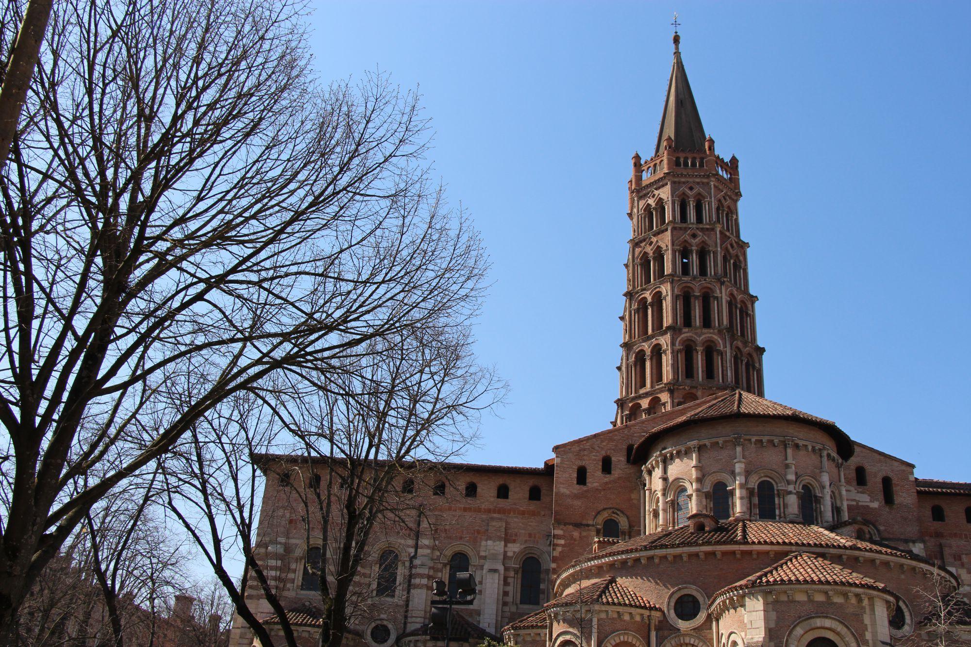 Saint-Sernin Toulouse