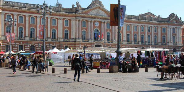 Urban game à Toulouse