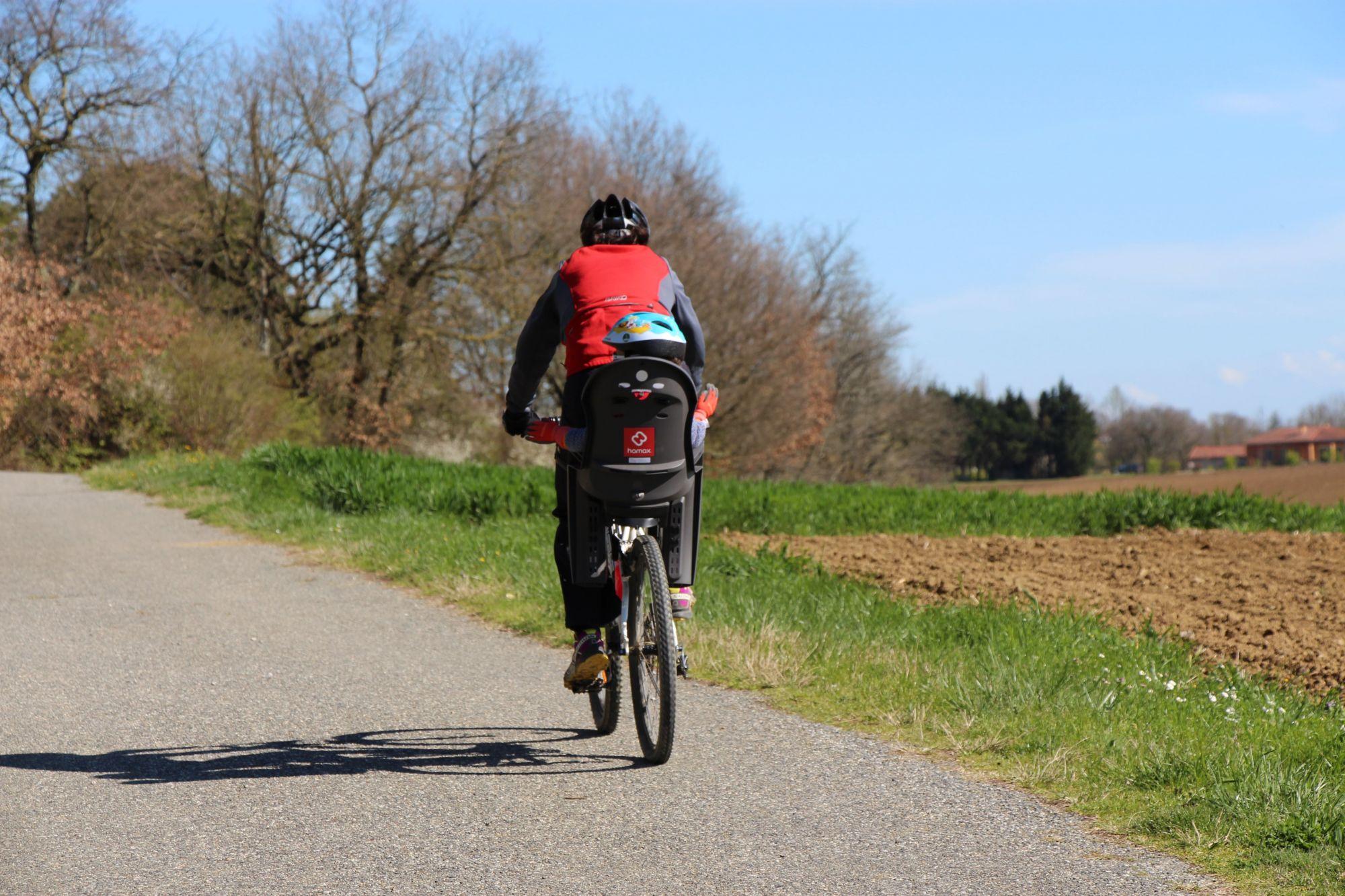 Vélo sur routes ou chemins