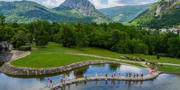 Lacs du Parc de la Préhistoire