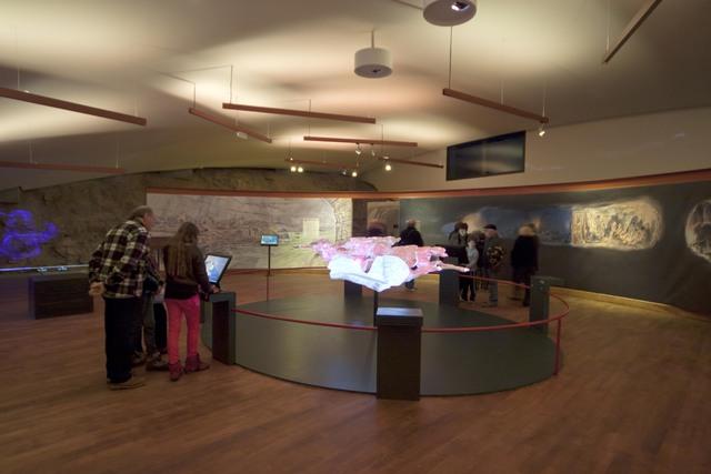 Grotte du Mas d'Azil - musée