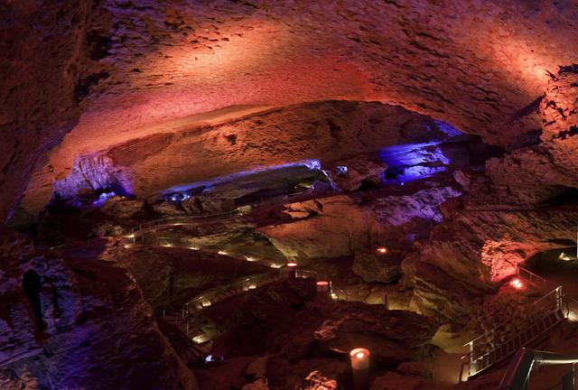 Mas d'Azil - la grotte