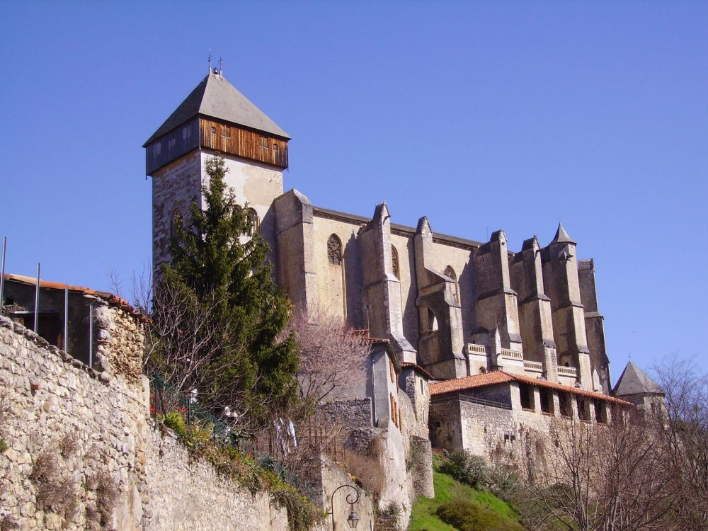 Cathédrale Ste-Marie à St-Bertrand de Comminges