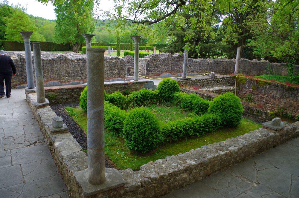 Villa gallo-romaine à Montmaurin