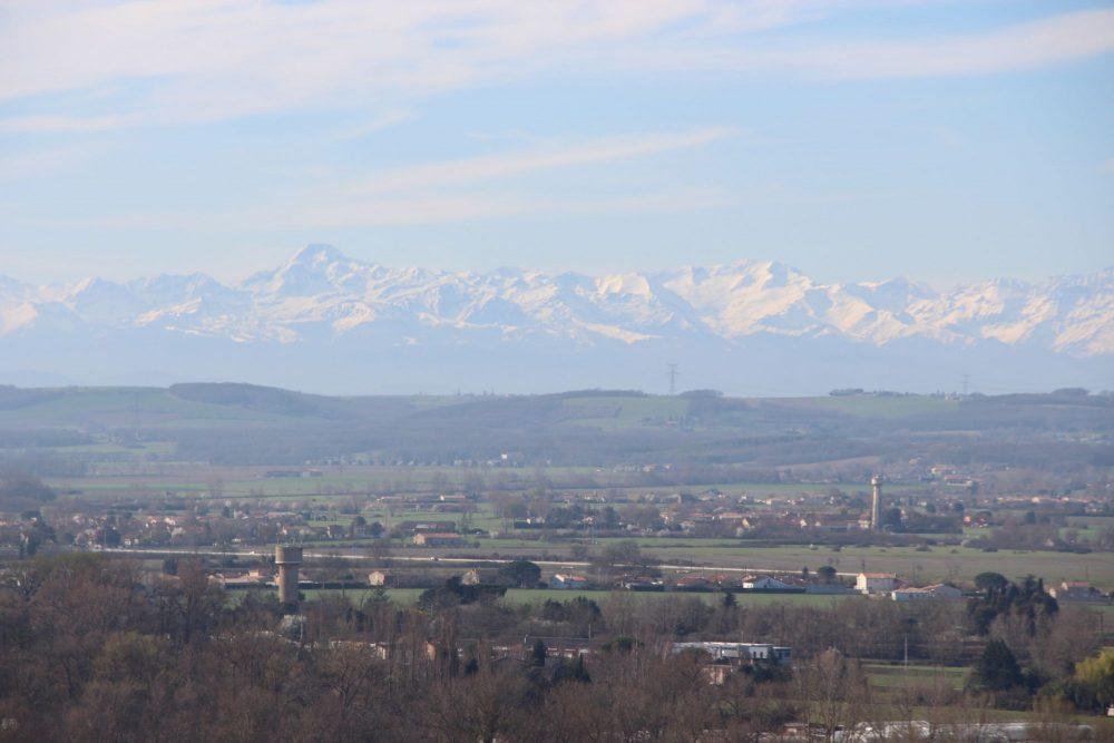 Panorama Pyrénées