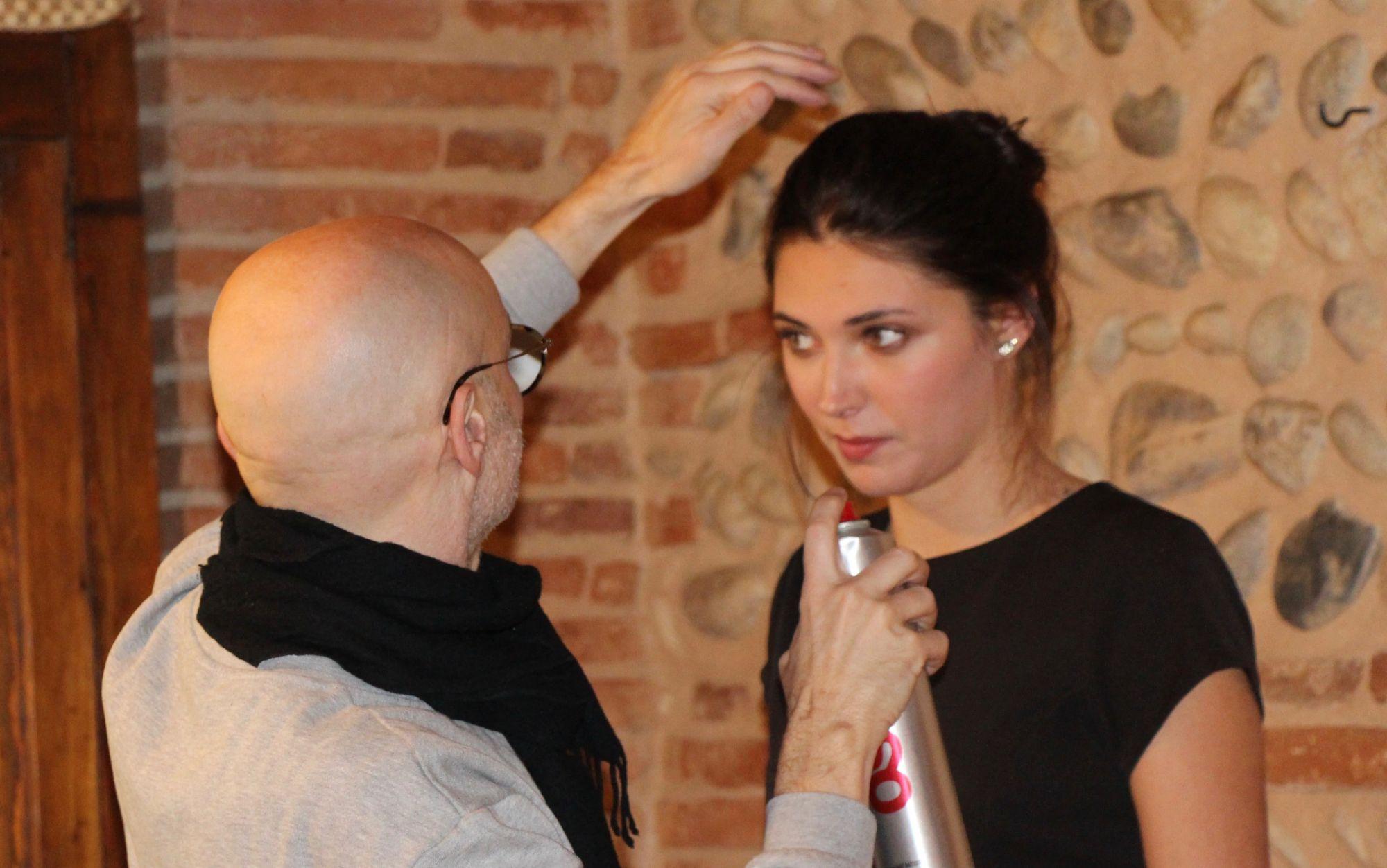 Olivier au coiffage