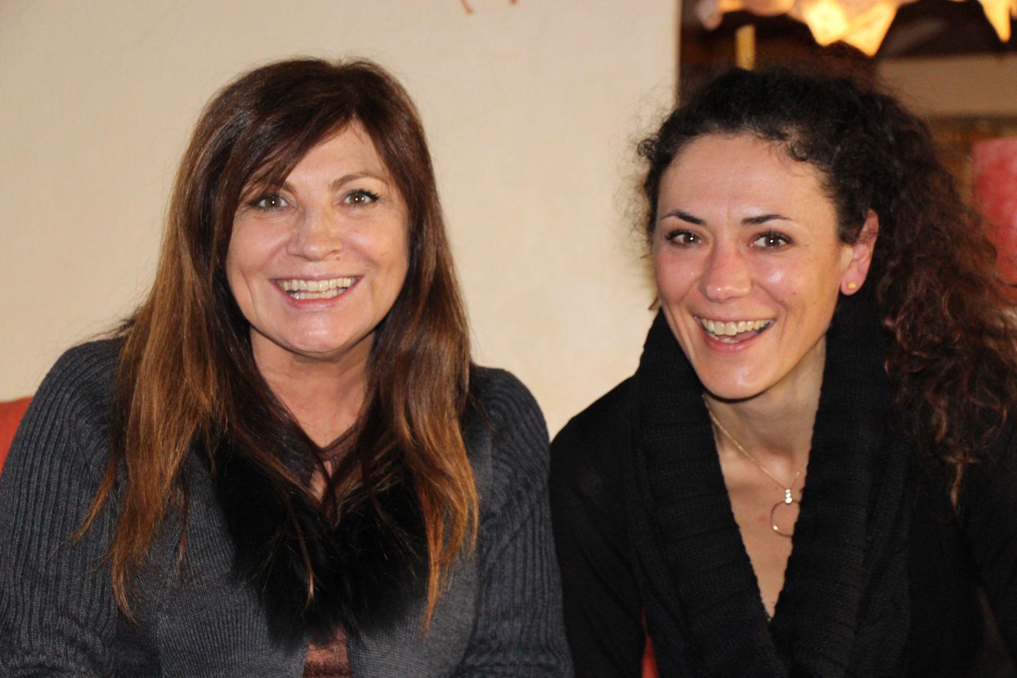Françoise et Maria