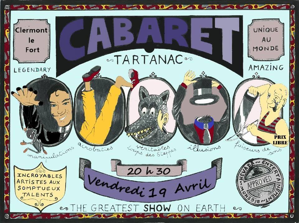 Cabaret Tartanac