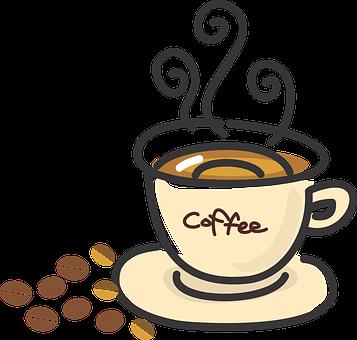 café au comptoir