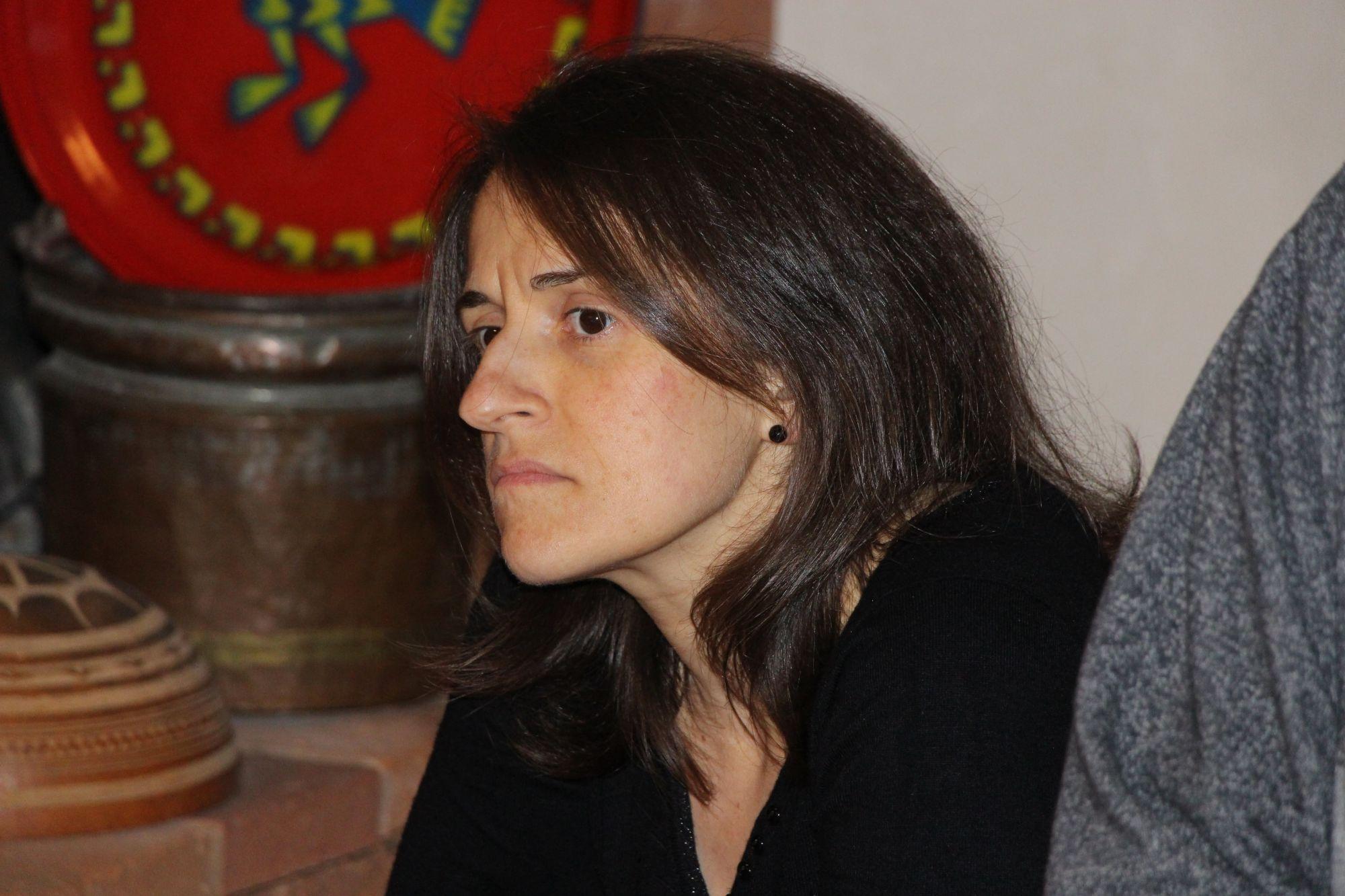 Myriam masseur-kinésithérapeute
