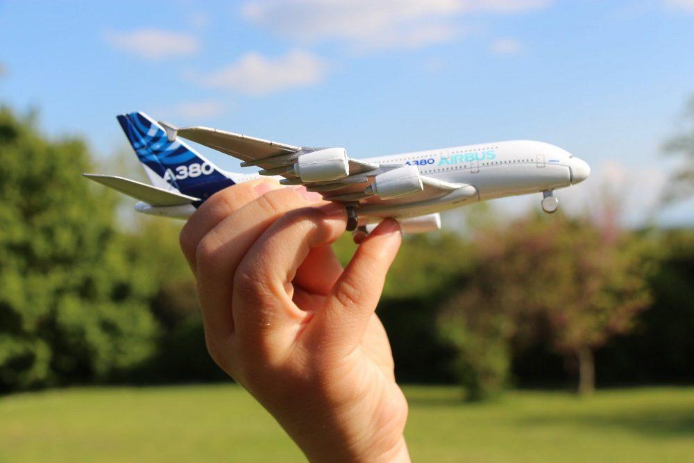 Les avions à Toulouse
