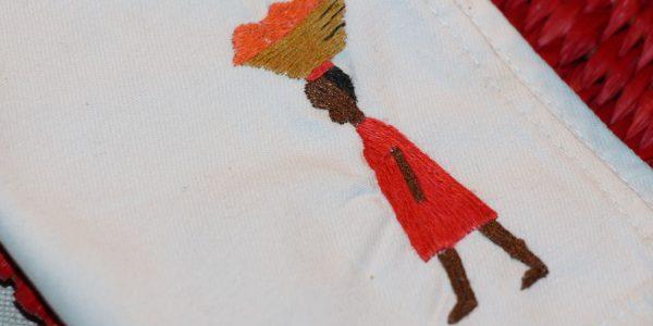 Broderie du Burkina Faso