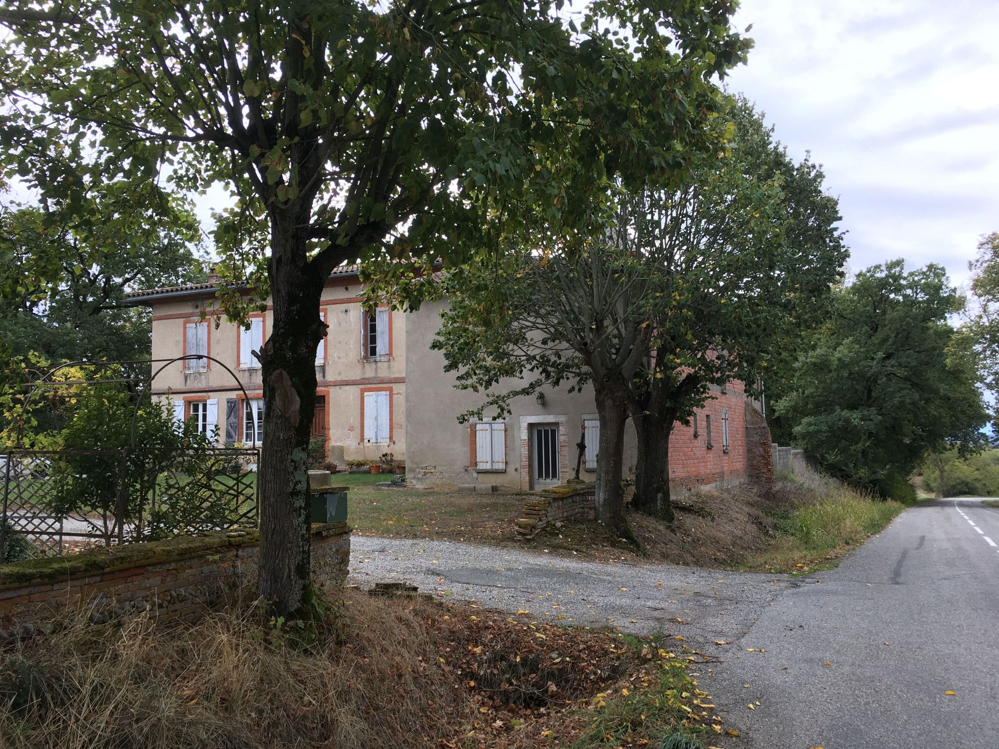 Randonnée à Clermont-le-Fort