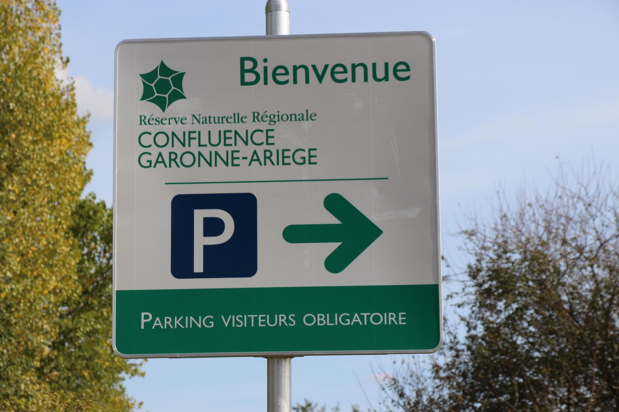 Parking des Claux