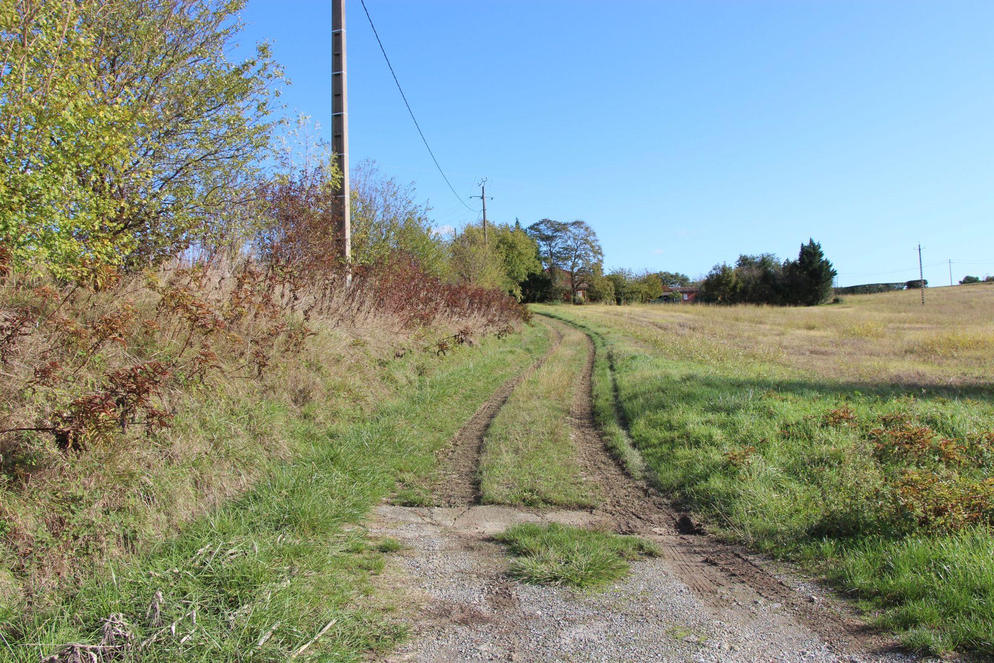 Chemin de Capdeville