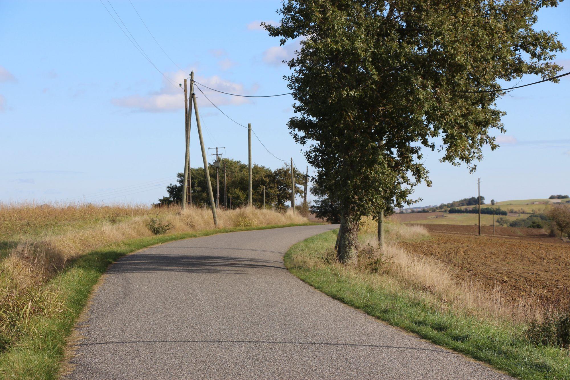 Randonnée Route des Crêtes àClermont-le-Fort