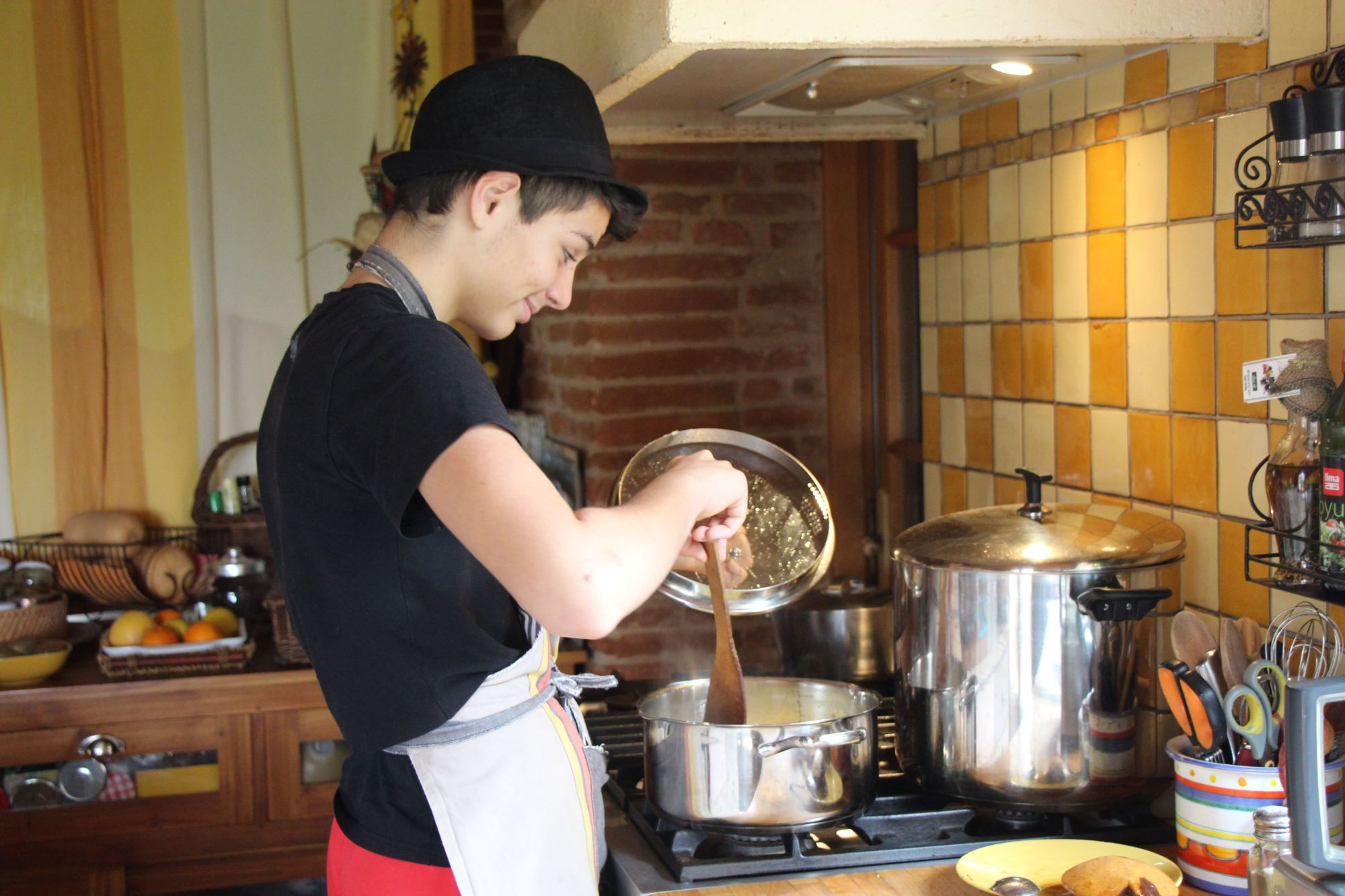 Cuisinier du jour