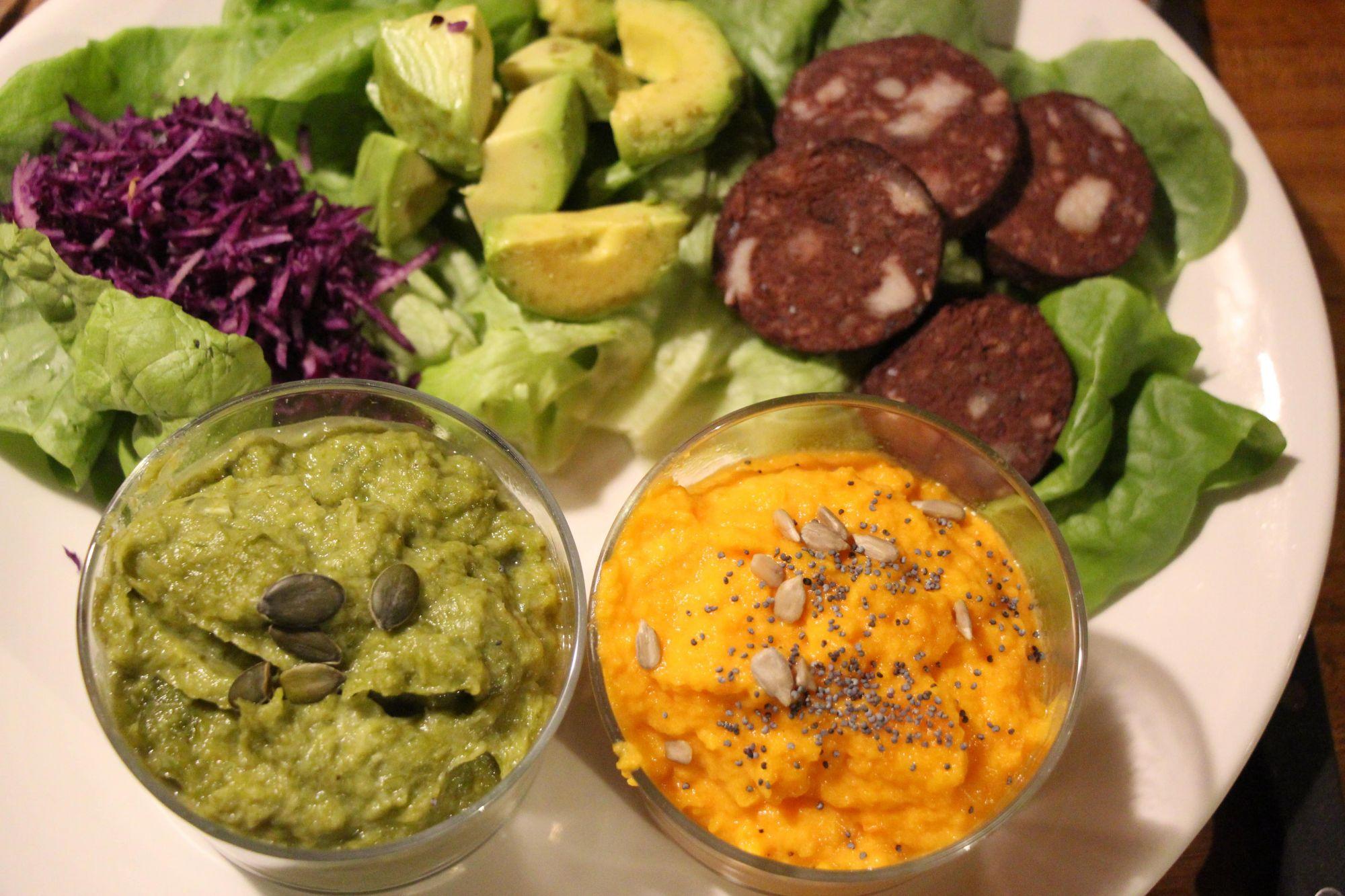 Purée de légumes
