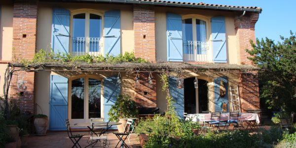 Ancienne grange lauragaise