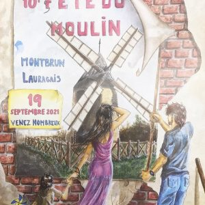Fête du Moulin de Montbrun