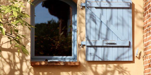 Petite fenêtre de Port Pastel